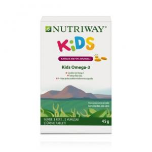Amway Kids Omega -3 Nutriway