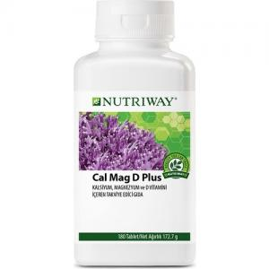 Amway Cal Mag D Plus 180 Tablet