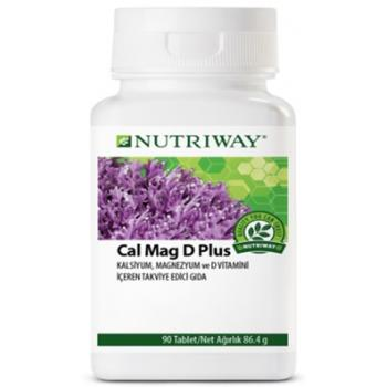 Amway Cal Mag D Plus 90 Tablet